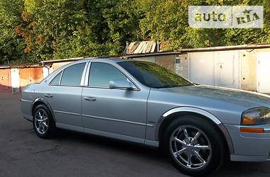 Lincoln LS Continental 2000