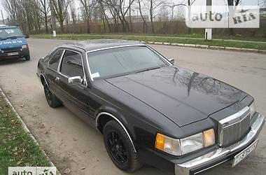 Lincoln Mark  1986