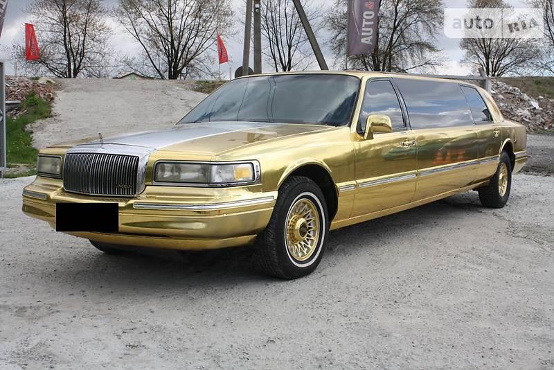 Lincoln Mercury 1995 года