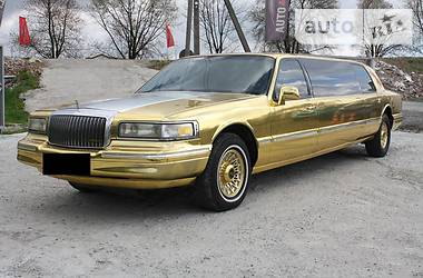 Lincoln Mercury  1995