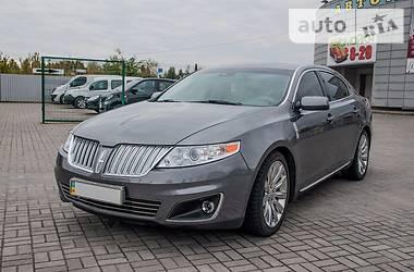 Lincoln MKS 3.7L V6 2011