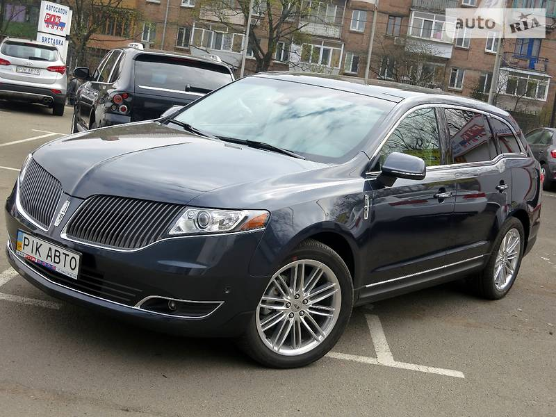 Lincoln MKT 2017 года