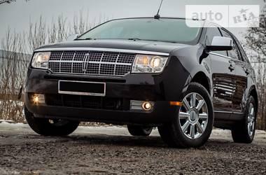 Lincoln MKX 3.5  2008