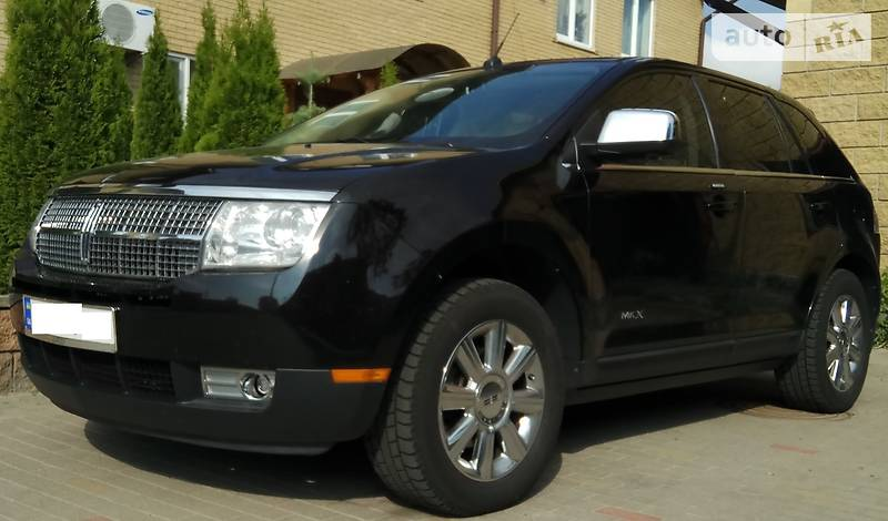Lincoln MKX 2008 року