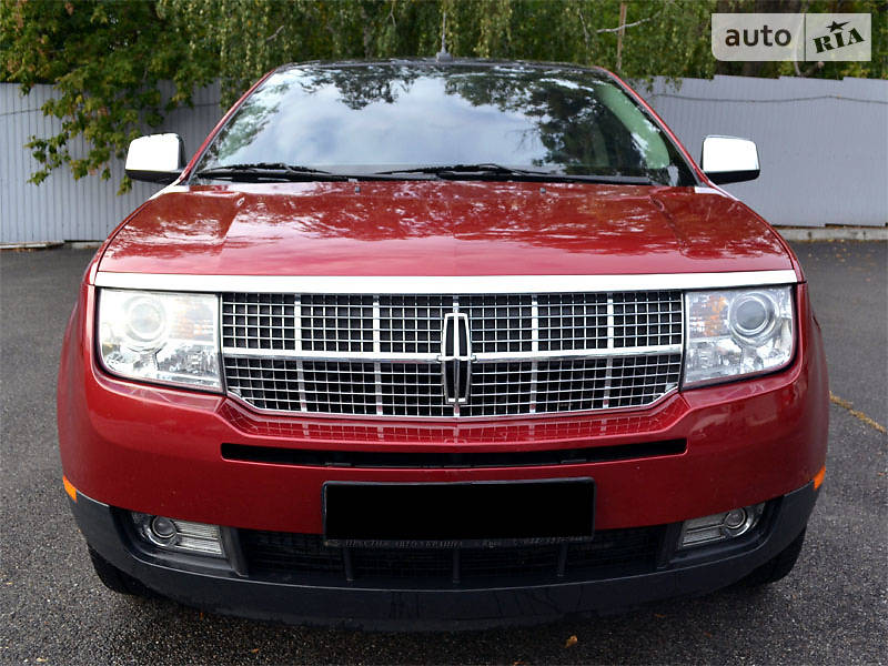 Lincoln MKX 2007 года