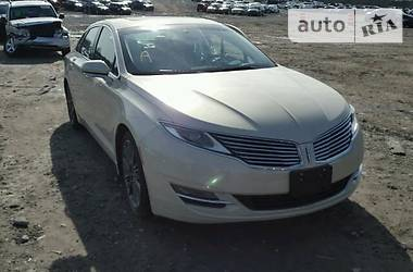 Lincoln MKZ Ford Mondeo 2015