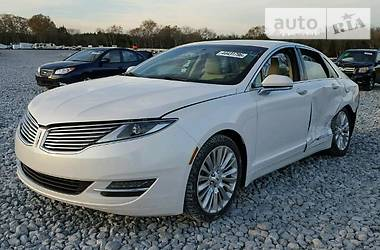 Lincoln MKZ 2.0 2013