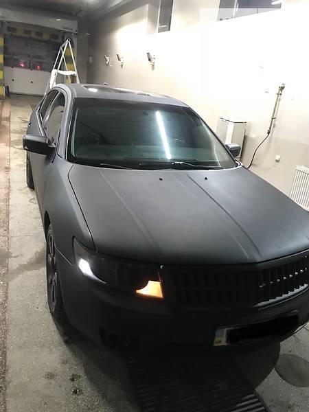 Lincoln MKZ 2008 года