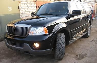 Lincoln Navigator 5.4L V8 2004