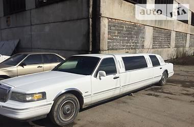 Lincoln Town Car  1995