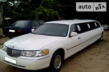 Lincoln Town Car - 1998