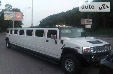 Lincoln Town Car H2 2005