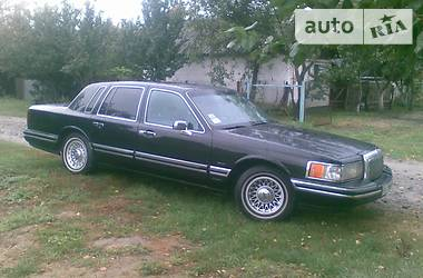 Lincoln Town Car  1994