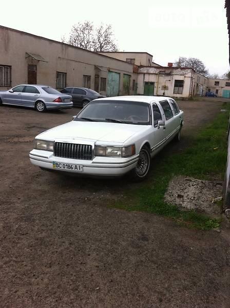 Lincoln Town Car 1994 року