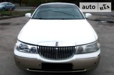 Lincoln Town Car 4.6 ГАЗ 1999