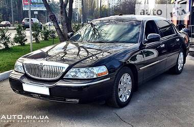 Lincoln Town Car CARTIER 2009