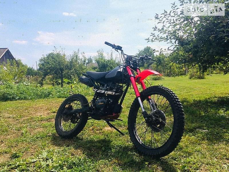 Loncin Pitbike 250