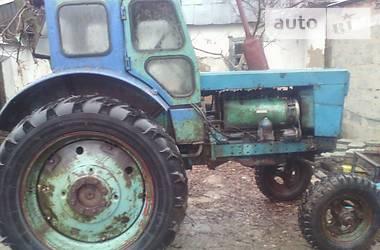 ЛТЗ Т-40  1987