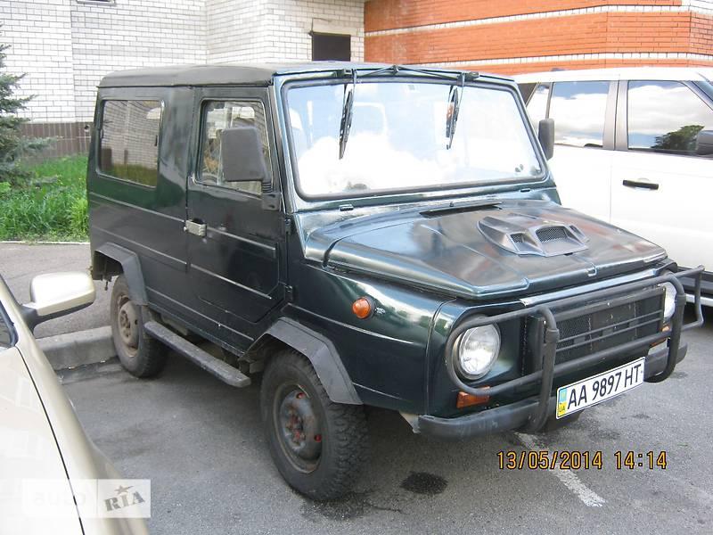 ЛуАЗ 968