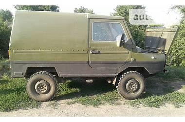 ЛуАЗ 968  1989