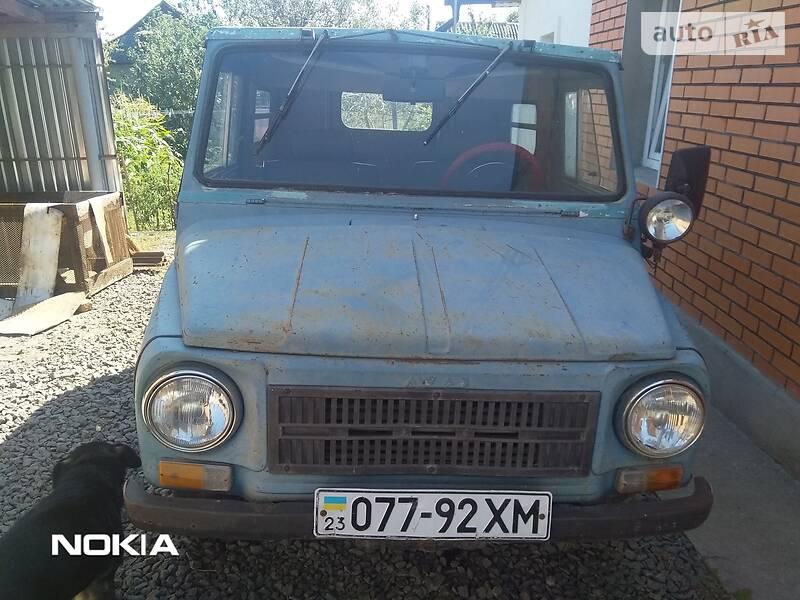 ЛуАЗ 969 Волинь 1989