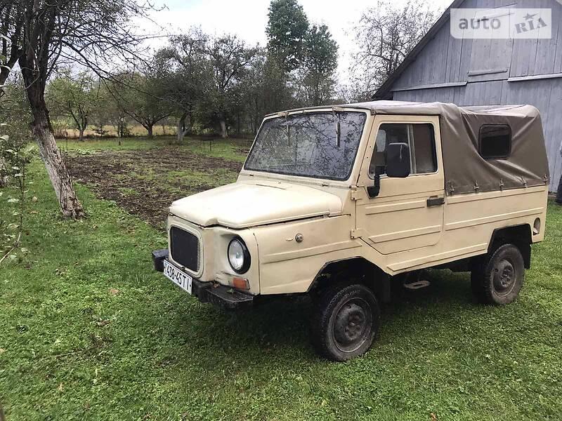ЛуАЗ 969 Волинь 1991