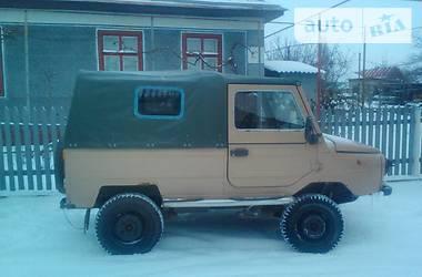ЛуАЗ 969 Волынь  1988