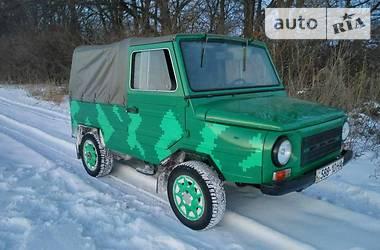ЛуАЗ 969 Волынь  1989