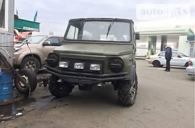ЛуАЗ 969 Волынь 4x4 1989