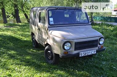 ЛуАЗ 969 Волынь  1986