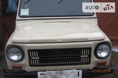 ЛуАЗ 969 Волынь  1995