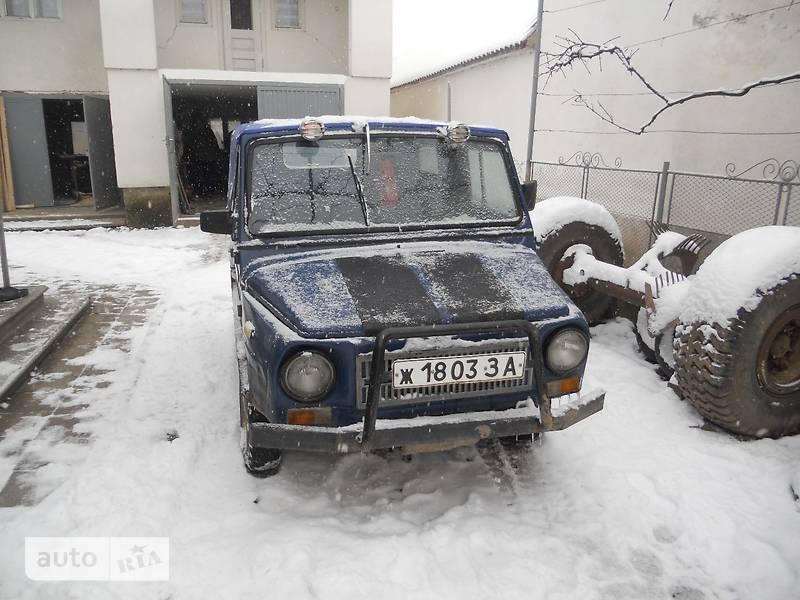ЛуАЗ 969 Волынь