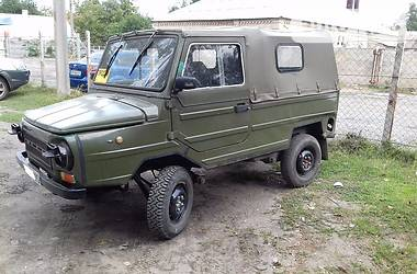 ЛуАЗ 969М  1990