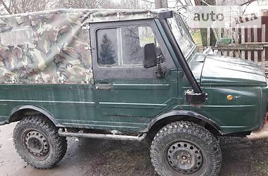 ЛуАЗ 969М  1989