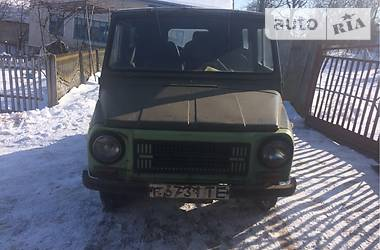 ЛуАЗ 969М с 1989
