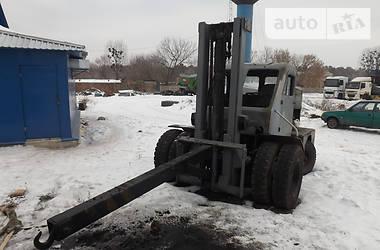 Львовский погрузчик 4008  1989