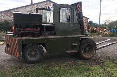 Львовский погрузчик 40181  2002