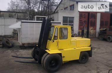 Львовский погрузчик 40810  1990