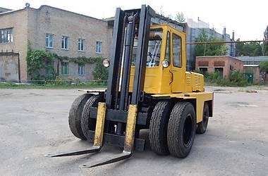 Львовский погрузчик 40814 Д-144 1999