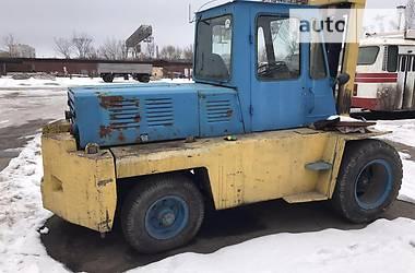 Львовский погрузчик 40814  1987