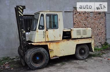 Львовский погрузчик 40814  1999
