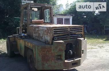 Львовский погрузчик 40814  1990