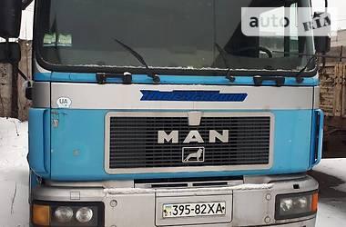 MAN 19.403 сидельный тягач 1996