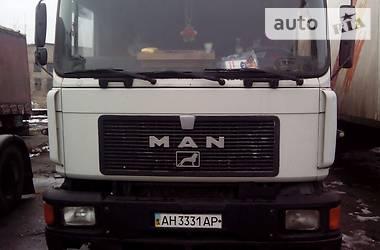 MAN 24.332 рефрижератор 1992