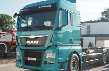 MAN 26.440 TGX 2013