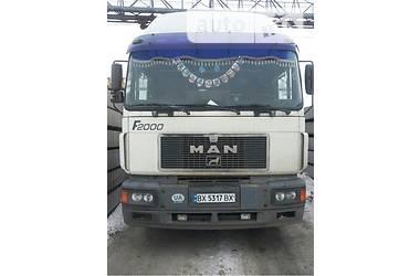 MAN F 2000  1998