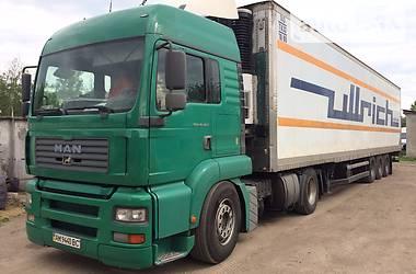 MAN TGA 410 2003