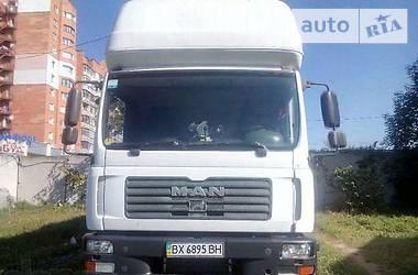 MAN TGL  8 180 2006