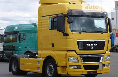 MAN TGX 550 КМ 2011