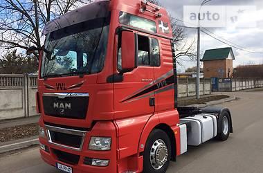 MAN TGX 440 GERMANY SERVIS  2010